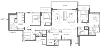 parc-clematis-penthouse-floor-plan-ph-2-singapore